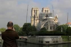 [서소문사진관]노트르담 대성당, 복원 된다면 이런 모습?