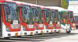 주52시간제 역설…버스대란 피하려면 요금 인상 불가피