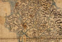 [서소문사진관]가장 오래된 한글 지도엔···독도·대마도 표시 선명