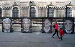 [한 컷] 홀로코스트 생존자들의 초상