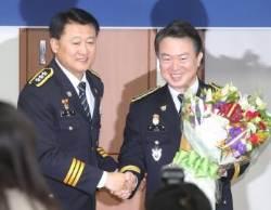 """검찰, 강신명‧이철성 전 경찰청장 구속영장…""""정치 개입 혐의"""""""