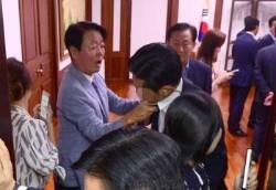 '당직자에게 욕설 논란' 한선교, 논란의 막말史