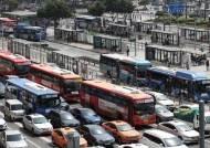 """버스 파업 앞두고…정부 """"요금 인상 필요"""""""