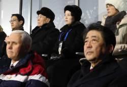"""<!HS>아베<!HE>, 평창올림픽때 김여정 만나려 입구서 기다렸지만 불발"""
