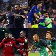 유럽축구, EPL 판이 되다