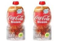 얼려먹는 코카콜라 등장...'코카콜라 프로즌' 출시