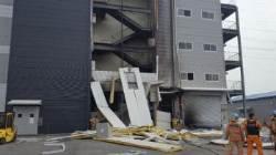 제천시 휴대전화 부품 제조 공장서 폭발 사고…1명 사망·3명 중상