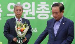 """민주평화당 신임 원내대표에 유성엽 """"이대론 안 된다"""""""