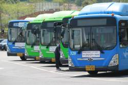 """인천 버스 노사, 임금 20% 인상 합의…""""52시간 시행 감소분 보전"""""""