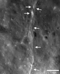 지구에서만 관측된다고 여겨진 '이것', 달에서도 발견됐다