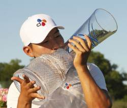 '강성훈 PGA 우승'으로 200억 원 파급효과 거둔 기업은