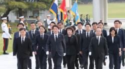 민주당 이인영체제 지도부, 유독 부산만 1명도 없는 이유
