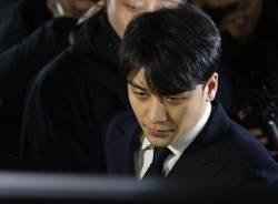 """""""4000억 벌면 이 바닥 뜬다""""던 승리, 14일 구속 심사"""