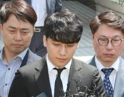 """승리·유인석 영장 기각…법원 """"횡령혐의 다툼 여지 있다"""""""