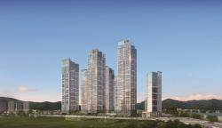 개발호재 많은 부산 북항 인근에 대단지 아파트