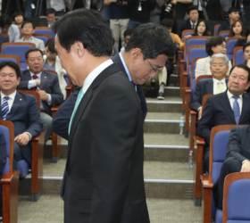 [<!HS>포토사오정<!HE>]김관영 하차시킨 오신환<!HS>,<!HE> 손학규도 밀어낼까?