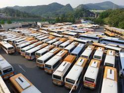 울산 시내버스 노사협상 타결…임금 7% 인상 등 합의