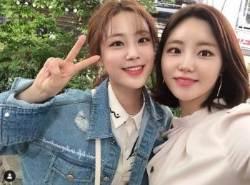 """'허자매' 허영지X허송연, 유튜브 채널 오픈 """"많이 사랑해주세요"""""""