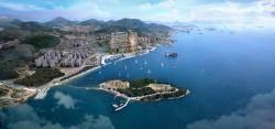 여수 웅천지구에 하이브리드형 숙박시설 '베이원파크 웅천' 선보여