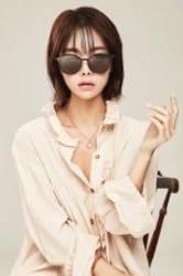 패션-뷰티 인플루언서 블랑두부, 스텔라 마리나 선글라스 화보 공개…'시선 집중'