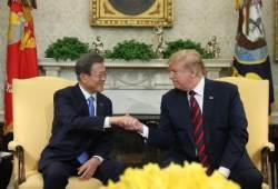 """美백악관 """"트럼프 6월 하순 방한…北FFVD·한미동맹 강화 논의"""""""