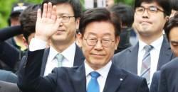 """'이재명 1심 무죄'에 <!HS>민주당<!HE> """"도정 집중"""" vs 한국당 """"친문무죄"""""""