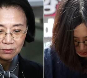 檢 '밀수혐의' 이명희·<!HS>조현아<!HE> 징역형 구형…내달 13일 선고