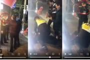 [e글중심] 주취자에 뺨 맞고 무전 보낸 경찰... 대응 논란