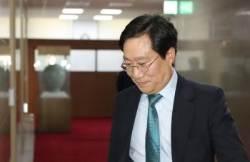"""문희상 의장 만난 양정철 """"나에게 '양비'임명장 주신분"""""""