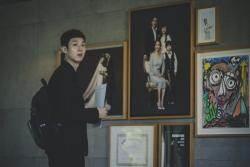 '기생충' 엔딩곡, 봉준호가 작사하고 최우식이 부른다