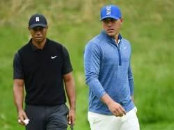 브룩스 켑카 PGA 챔피언십 2R 7타 차 단독 선두, 우즈 컷탈락