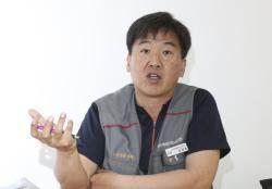"""[단독] """"택배기사들 주 84시간 일해…새 운동화 석달 못간다"""""""