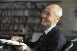 """""""같은 날 죽자더니…"""" 94세 할아버지의 아내 전상서"""