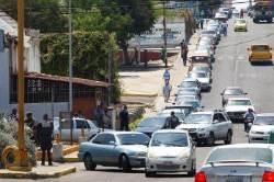 [서소문사진관]산유국 베네수엘라, 주유 행렬 1.6km 늘어선 이유
