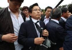 황교안 5·18기념식 참석…'잘못했다' 54.3% vs '잘했다' 38.9%