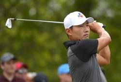 """""""다음을 준비하겠다""""던 강성훈, PGA 메이저 개인 최고 성적 '굿샷'"""