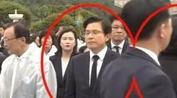 """[영상] 신보라 """"김정숙 여사, 그날 바로 뒤에서 똑똑히 봤는데…"""""""