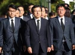"""'김정은 대변인짓' 논란…황교안 """"내가 했다고? 천만의 말씀"""""""