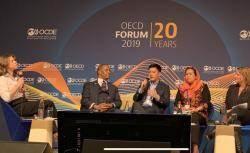 올리브 유니온, 한국 소셜벤처 최초 OECD포럼 연설