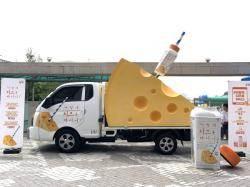홍원식 남양유업 회장, '어떻게 치즈를 마시니?' 출시