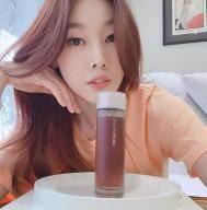 """한혜진, 화사한 미모의 비결 """"잘 먹고 열심히 땀 흘리기"""""""