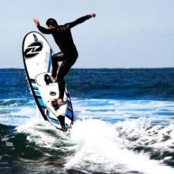 부산 서핑의 중심지 송정해수욕장에서 모터서핑 체험오픈