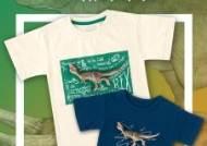 공룡 브랜드 다이노솔즈, 티라노사우루스 피규어 티셔츠 출시