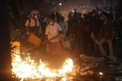 선거 결과 불복 시위서 6명 사망..인도네시아 대선에서 무슨 일이