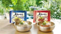 [맛있는 도전] 쫄깃한 면발·감칠맛 나는 비빔장…1000원대에 집에서 즐기는 냉면