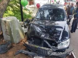 석탄일 통도사 교통사고 사망자 2명으로 늘어…23일 노모도 숨져
