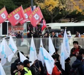 [<!HS>2050년<!HE>의 <!HS>경고<!HE>] '30년 뒤 한국은 분노 등에 업은 거리정치의 일상화'
