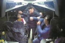 해외연수 가이드 폭행 전 예천군의원, 징역 6월 집유 1년 구형