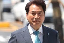 '선거법 위반' 백군기, 벌금 90만원…당선무효 피했다