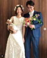 """신다은, ♥임성빈과 결혼 3주년 """"웃어주고 웃겨주는 그대 사랑해"""""""